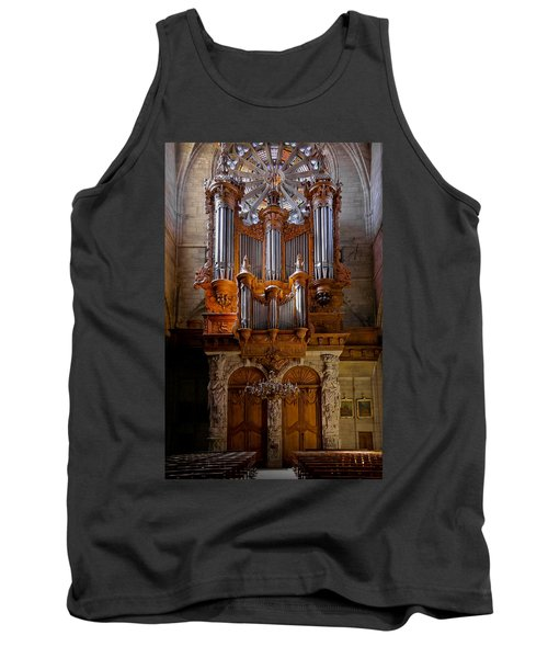 Beziers Pipe Organ Tank Top