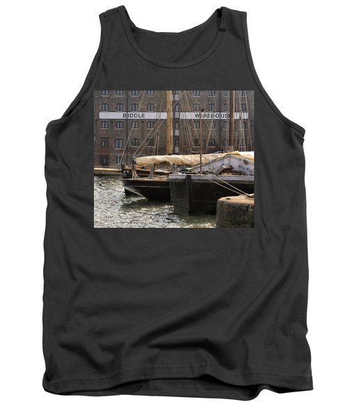 Biddle Warehouse Tank Top by Ron Harpham