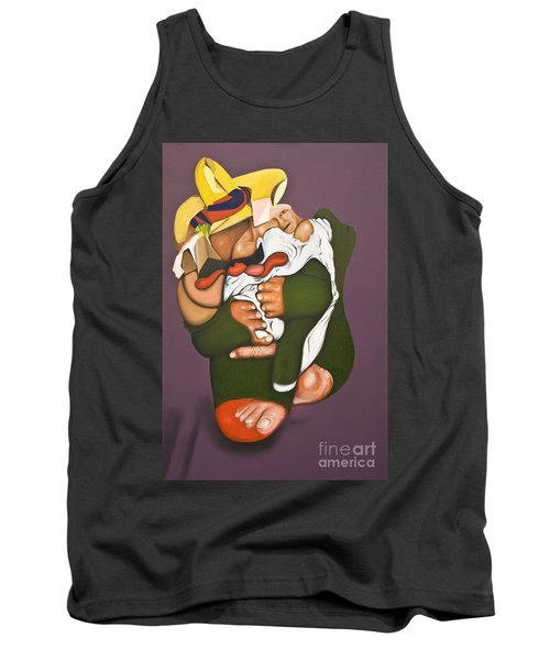 Biding Time Tank Top