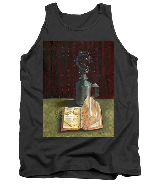 Bifocal Read Tank Top