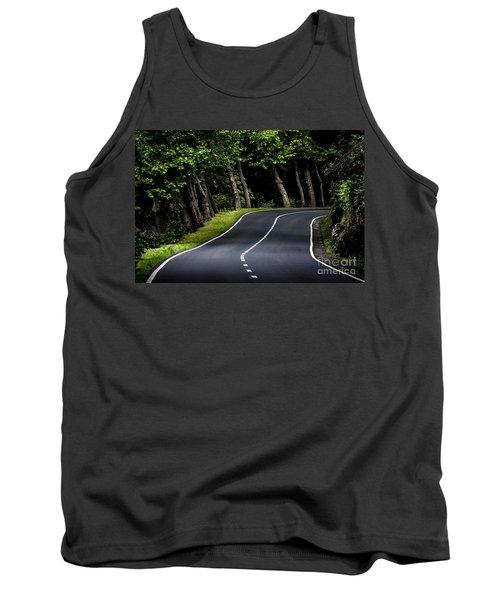 Big  Road Tank Top