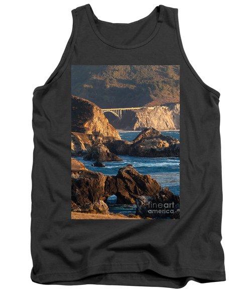 Big Sur Coastal Serenity Tank Top