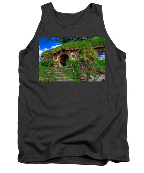 Bilbo Baggin's House 5 Tank Top