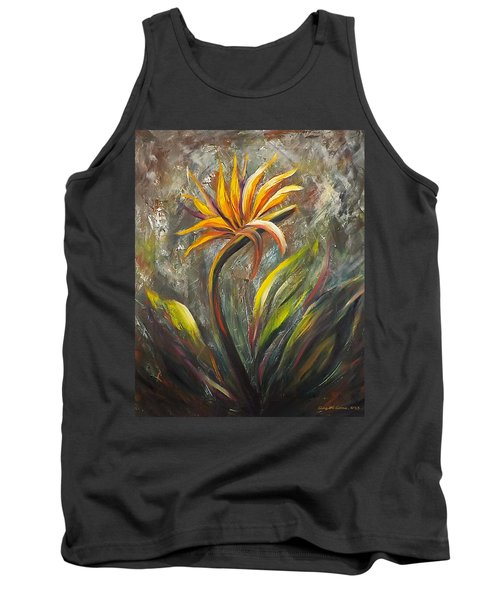 Bird Of Paradise 63 Tank Top