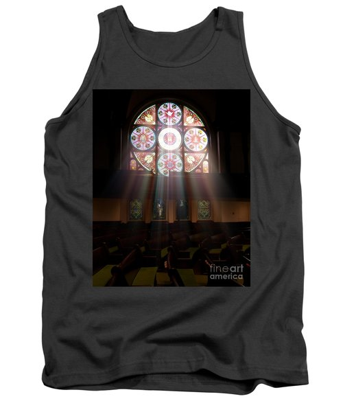 Birmingham Stained Glass Tank Top