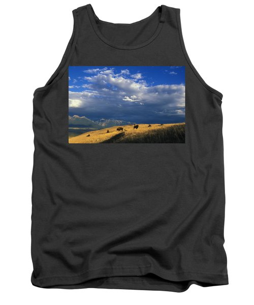 Bison Back From The Brink Tank Top