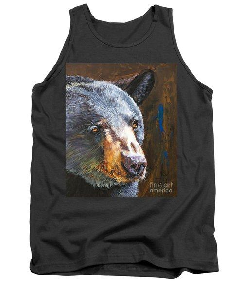 Black Bear The Messenger Tank Top