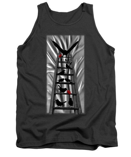 Blackbird Ladder Tank Top