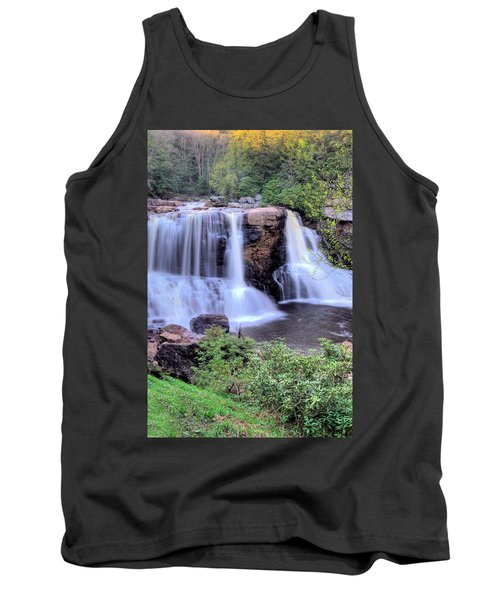 Blackwater Falls Tank Top by Gordon Elwell