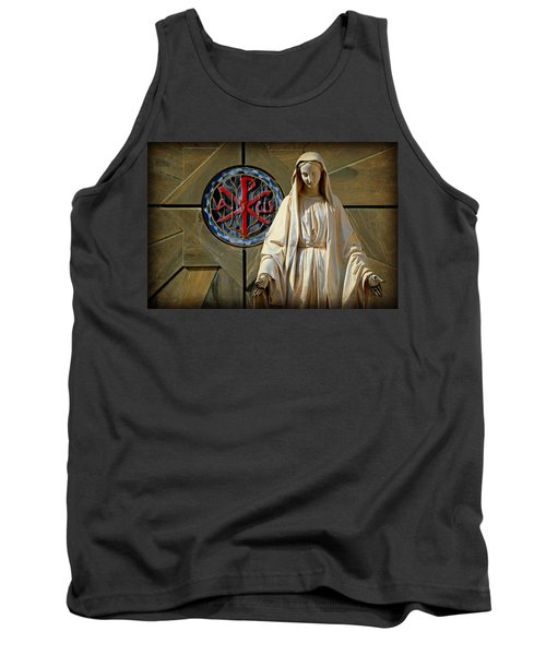 Blessed Virgin Mary -- Nazareth Tank Top