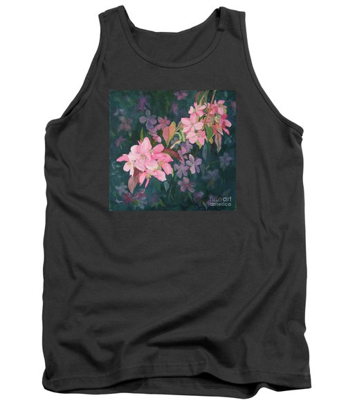 Blossoms For Sally Tank Top