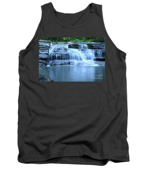 Blue Falls Tank Top