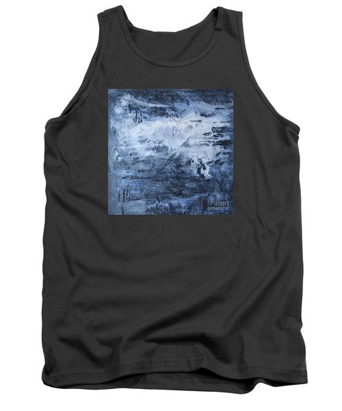 Blue Mountain Tank Top by Susan  Dimitrakopoulos
