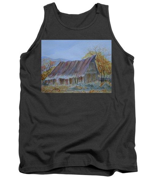 Blue Ridge Barn Tank Top