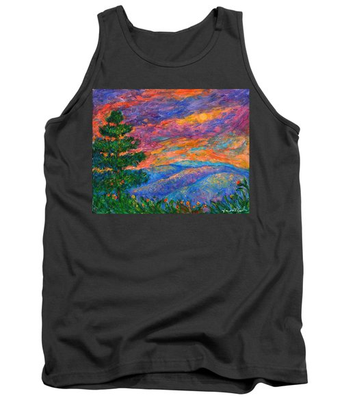 Blue Ridge Jewels Tank Top