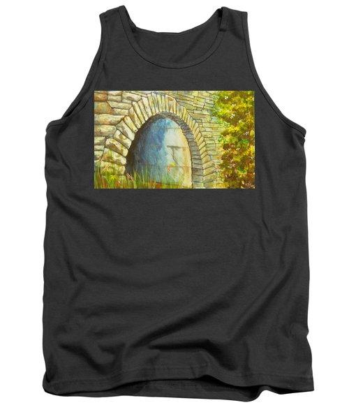 Blue Ridge Tunnel Tank Top