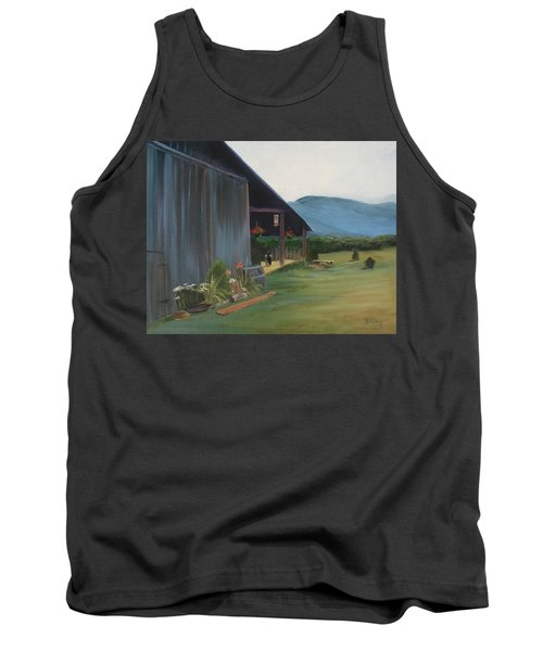 Blue Ridge Vineyard Tank Top