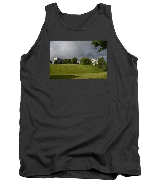 Blue Visions 3 Tank Top