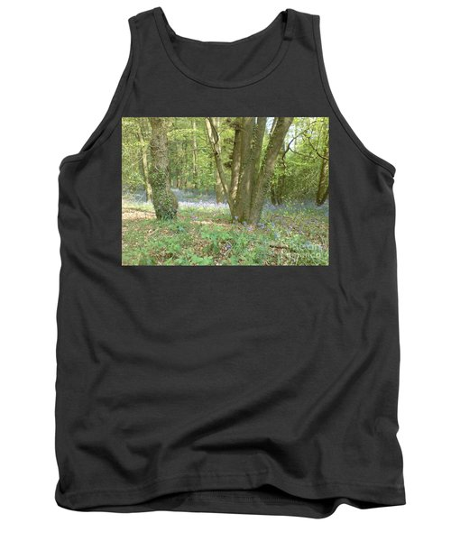 Bluebell Wood Tank Top