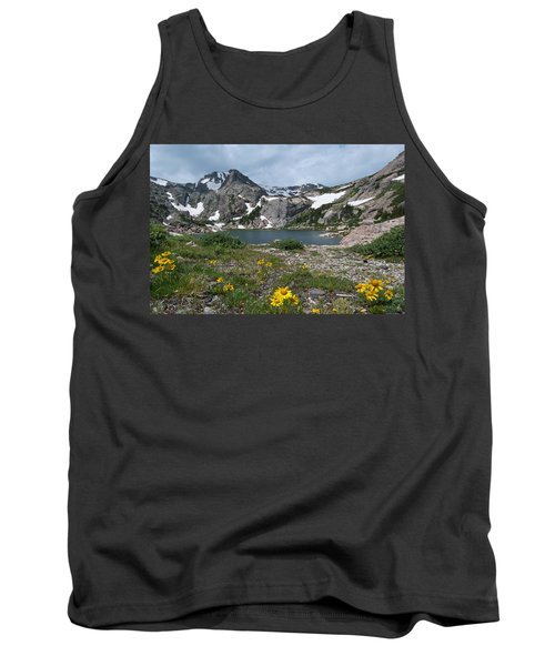Bluebird Lake - Colorado Tank Top