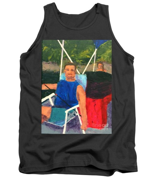 Boating Tank Top