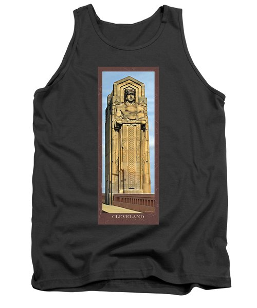 Bob Hope Memorial Bridge Tank Top