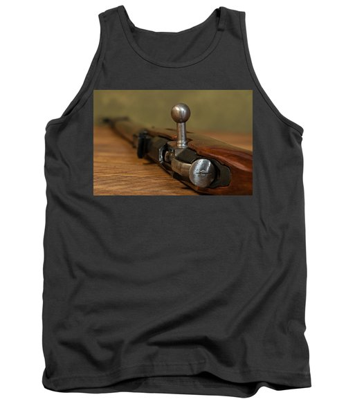 Bolt Action Tank Top