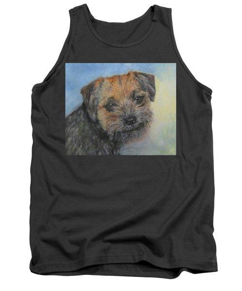 Border Terrier Jack Tank Top
