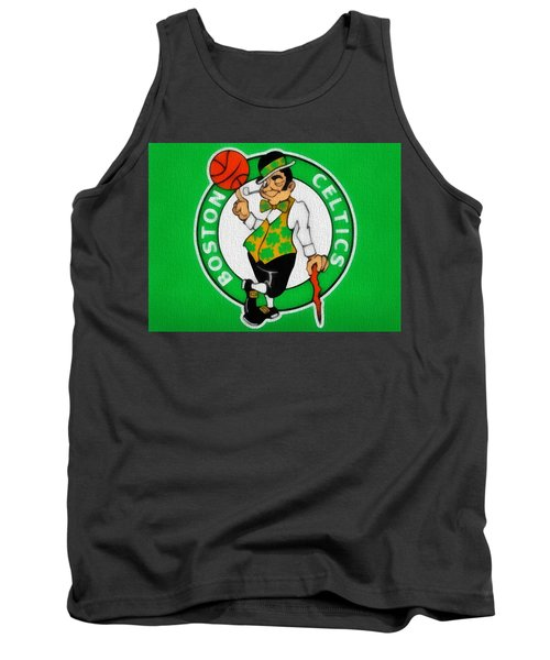 Boston Celtics Canvas Tank Top