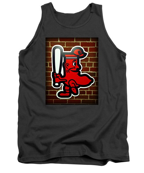 Boston Red Sox 1950s Logo Tank Top