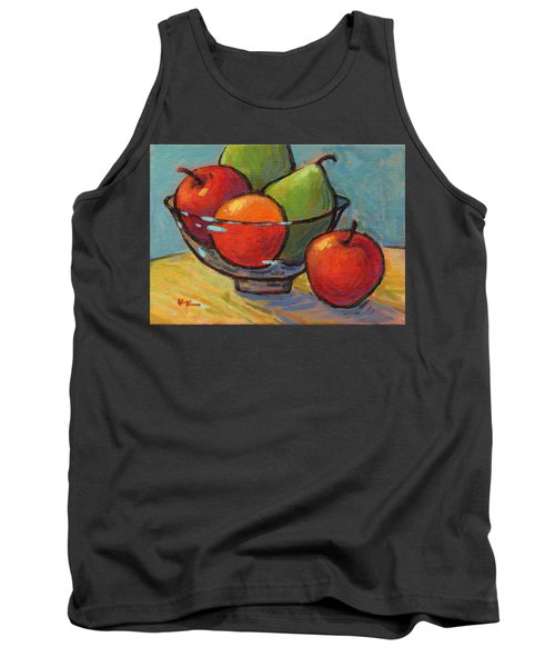 Bowl Of Fruit Tank Top