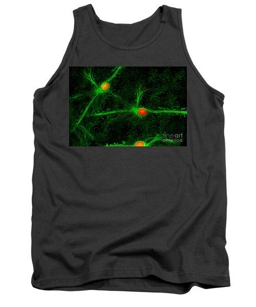 Brain Neurons Tank Top