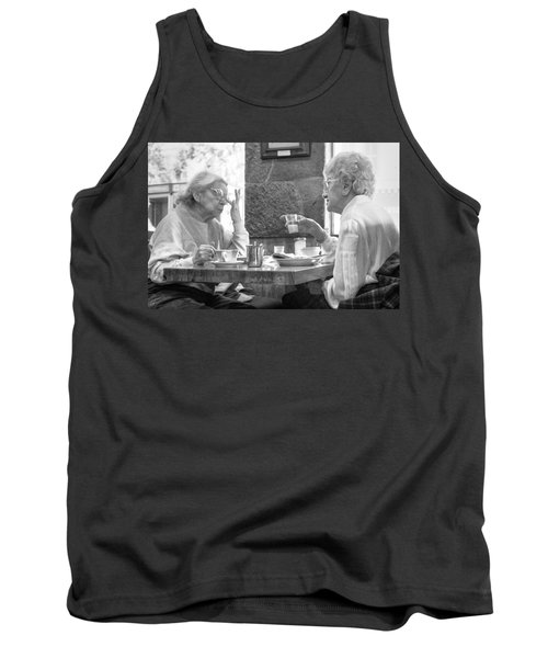 Breakfast Ladies Tank Top