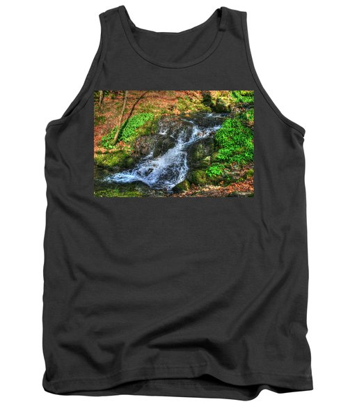 Tank Top featuring the photograph Breath Deeply by Doc Braham
