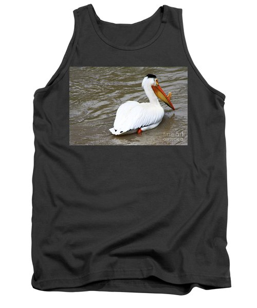 Tank Top featuring the photograph Breeding Plumage by Alyce Taylor