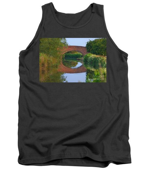 Bridge Over The Canal Tank Top