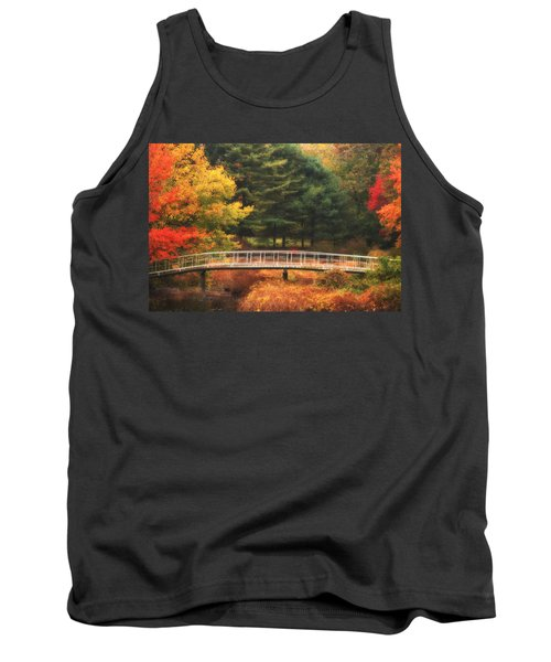 Bridge To Autumn Tank Top