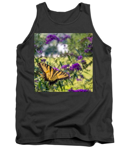 Broken Beauty Tank Top by Rob Sellers
