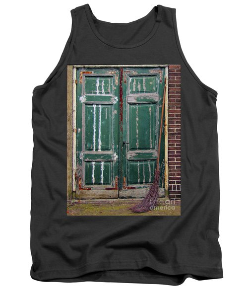 Broom Door Tank Top