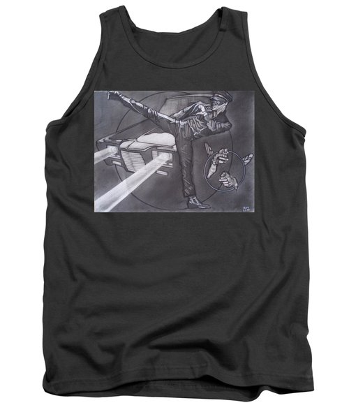 Bruce Lee Is Kato   1 Tank Top by Sean Connolly