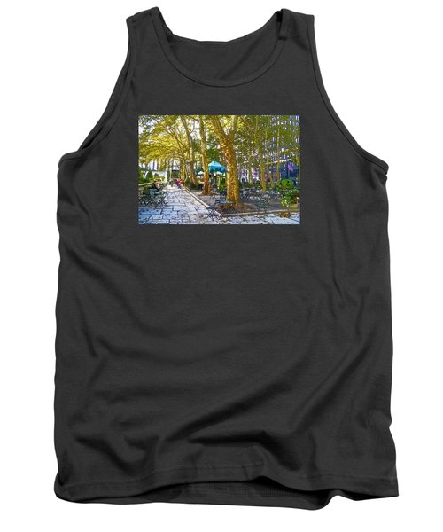 Bryant Park October Tank Top