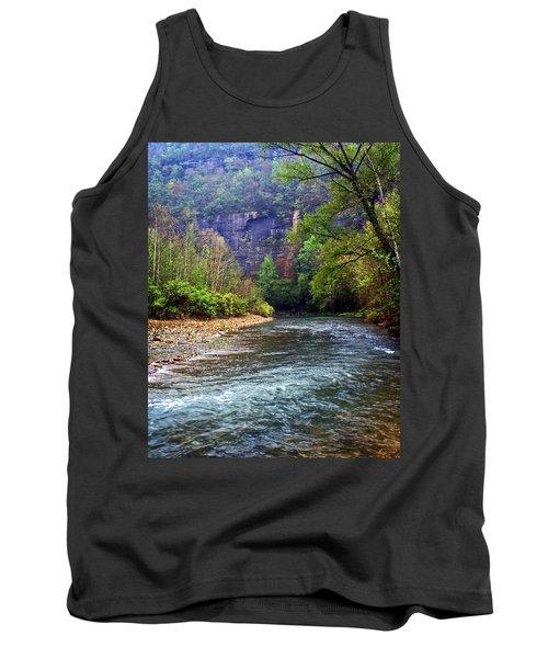 Buffalo River Downstream Tank Top