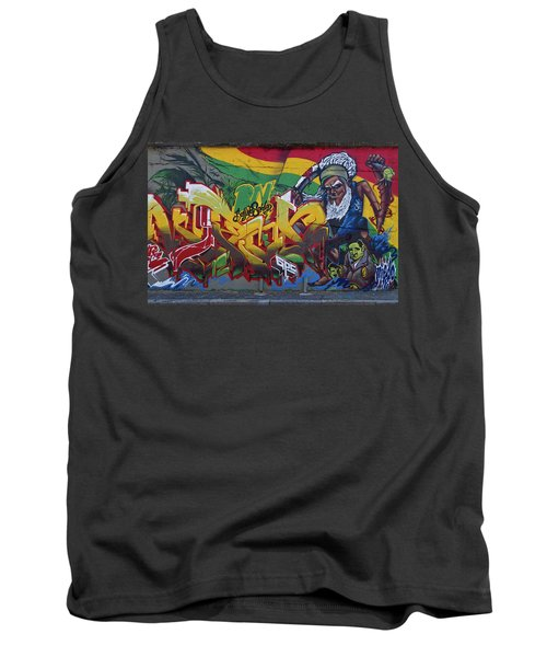Buffalo Soldier Tank Top