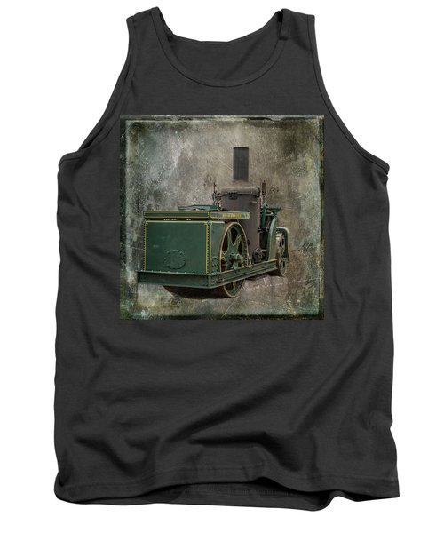 Buffalo Springfield Steam Roller Tank Top