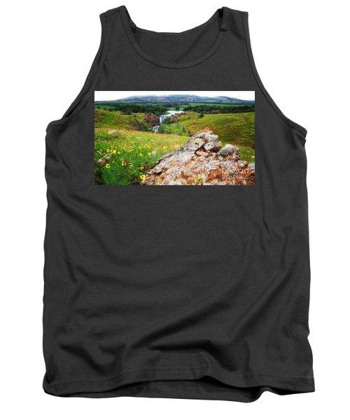 Buford Lake  Tank Top