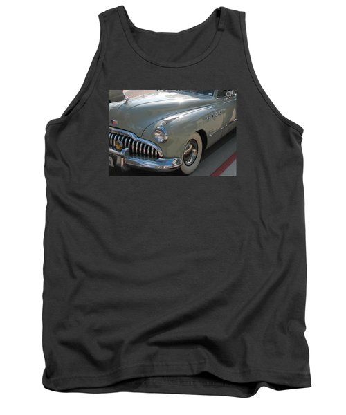 Buick Roadmaster Tank Top by Connie Fox