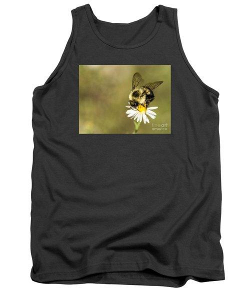 Bumble Bee Macro Tank Top
