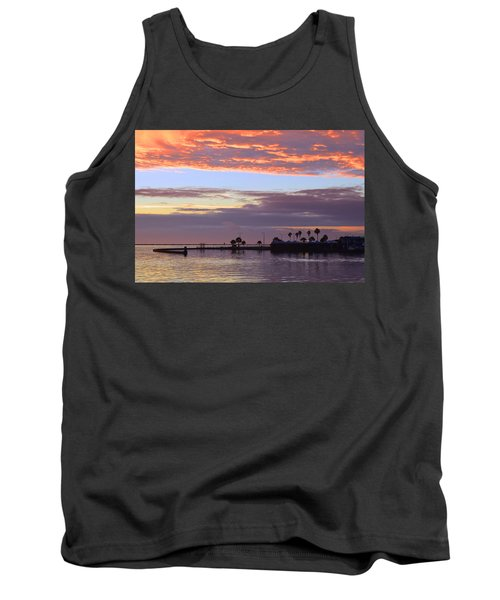 Burning Sky Tank Top