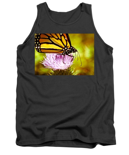 Busy Butterfly Tank Top by Cheryl Baxter