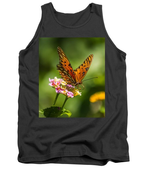 Busy Butterfly Tank Top